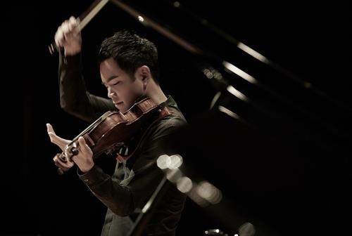 This photo of violist Richard Yongjae O'Neill was provided by his agency Credia. (Yonhap)