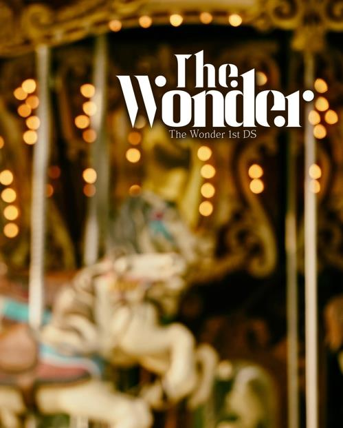 """This photo, provided by her agency Mun Hwa In, shows the cover of Lena Park's upcoming EP """"The Wonder."""" (Yonhap)"""