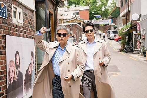 "A still from ""The Accidental Detective 2: In Action"" (Yonhap)"