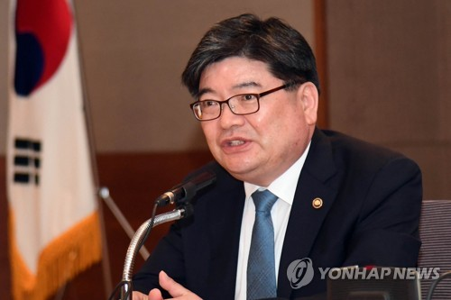 This undated file photo shows Deputy Finance Minister Kim Yong-jin. (Yonhap)