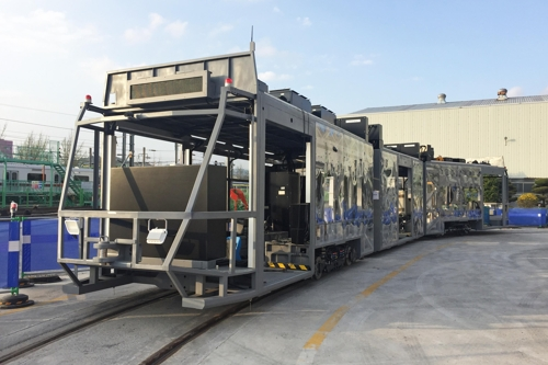 Hyundai Rotem develops train system capable of taking sharp curve