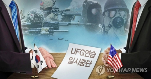 S. Korea halts its own military drill amid dialogue mood