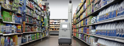 LG Electronics invests US$3 mln in U.S. robot developer