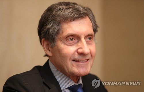 (Yonhap Interview) Ex-U.S. nuclear envoy says military drill suspension is 'powerful' confidence-building measure