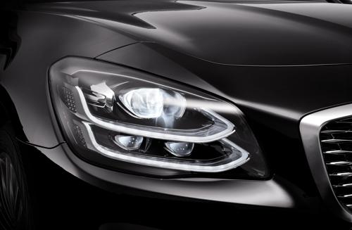Hyundai Mobis develops lighter, fog-free headlamp