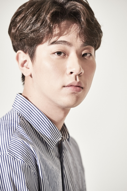 This photo provided by Megabox Plus M shows actor Park Jung-min. (Yonhap)