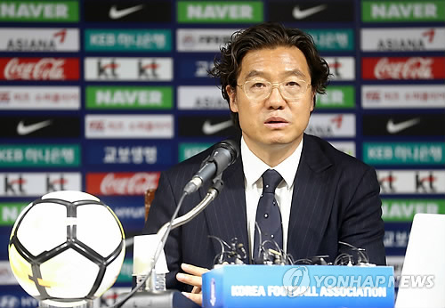 S. Korea to pit current boss vs. other candidates in football coaching search