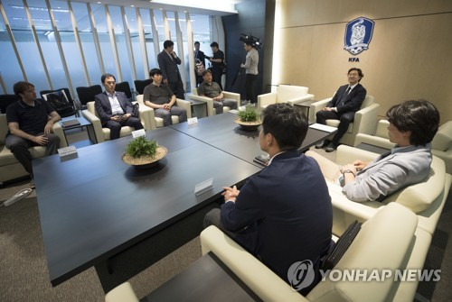 (Yonhap Feature) S. Korea begins search for new men's football coach