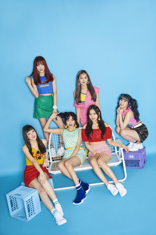 GFriend set to release new album packed with exuberant summer dance songs