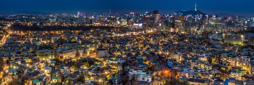 """View Over Seoul"" by Teodorescu Iordan Daniel (provided by CICI)"