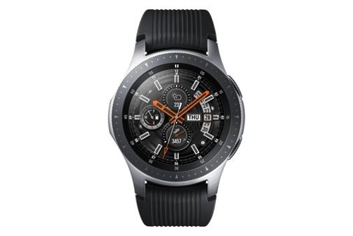 Samsung Electronics Co.'s 46-mm Galaxy Watch smartwatch (Yonhap)