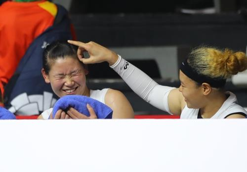 (Asian Games) For Korean hoops team, practice makes perfect when it comes to communication