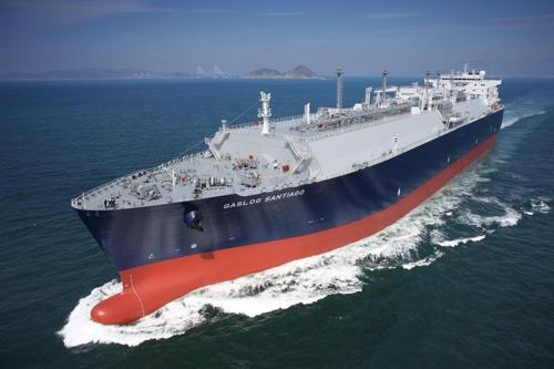 Samsung Heavy wins US$370 million deal for 2 LNG carriers