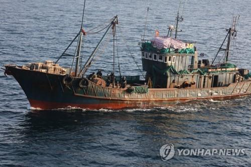 S. Korea, China to resume joint fishing patrol in Oct.