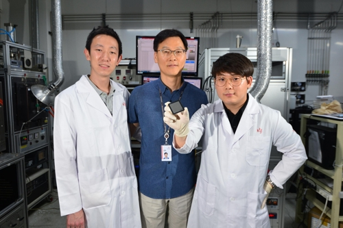 S. Korean scientists develop improved ceramic fuel cell