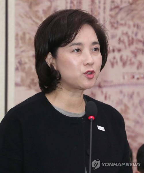 (profile) New Education Minister Nominee Is Two-term