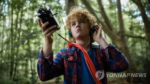 """This image courtesy of the Ulju Mountain Film Festival shows a scene from its closing film, """"Cloudboy."""" (Yonhap)"""
