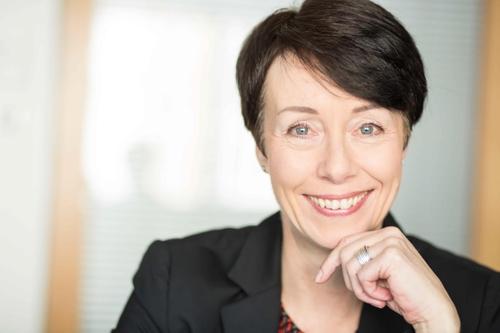 Hyundai Motor Vice President Cornelia Schneider in charge of brand marketing (Yonhap)