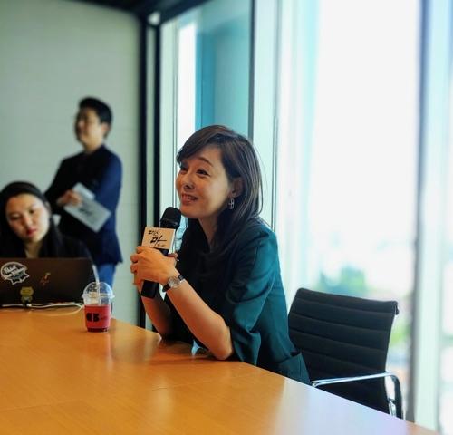 Yunjin Kim hopes 'Ms. Ma, Goddess of Revenge' becomes her best Korean TV series