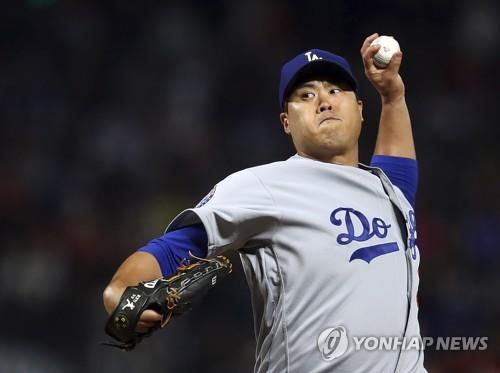 Dodgers to start Ryu in Game 1 of NLDS against Braves