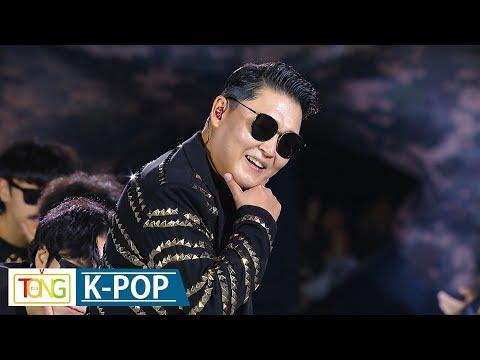 Psy performs 'Gangnam Style' in celebration of 70th Armed Forces Day