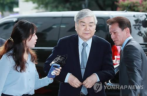 (LEAD) Korean Air chief indicted for embezzlement, breach of trust