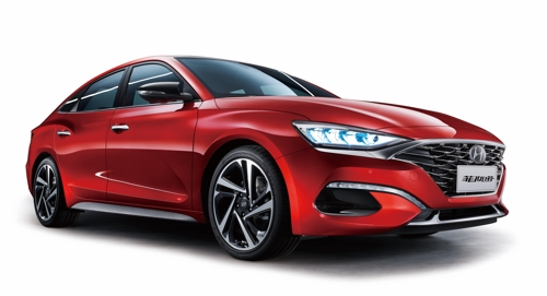 Hyundai launches Lafesta compact in China