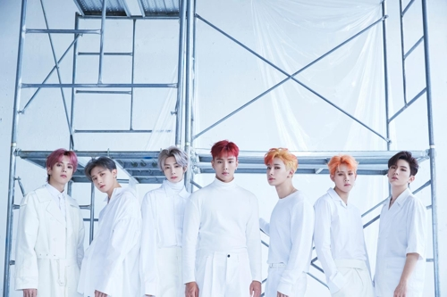 This publicity photo of Monsta X was provided by Starship Entertainment. (Yonhap)