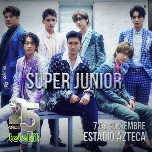 This image of Super Junior is provided by Label SJ. (Yonhap)
