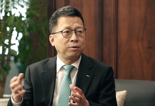 (LEAD) (Yonhap Interview) KRX chief vows to develop KOSDAQ market