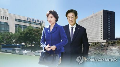(2nd LD) Gyeonggi governor's wife found to be owner of controversial Twitter account: police