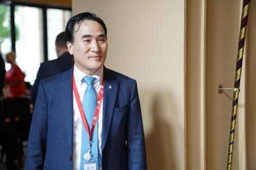 South Korean elected chief of Interpol for first time
