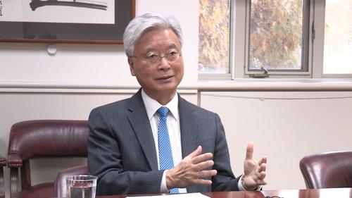 (Yonhap Interview) Ambassador Cho: No Plan B if talks with N. Korea fail