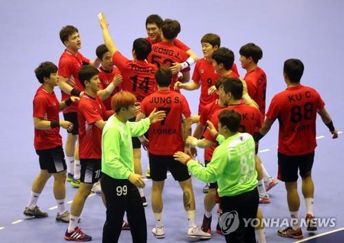 Unified Korean handball team to start pre-worlds training on Saturday