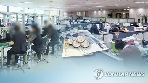 Over half of Koreans predict negative economic effect from minimum wage hike