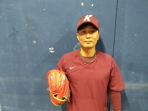 (Yonhap Interview) Pitcher takes what he can from past, leaves everything else behind
