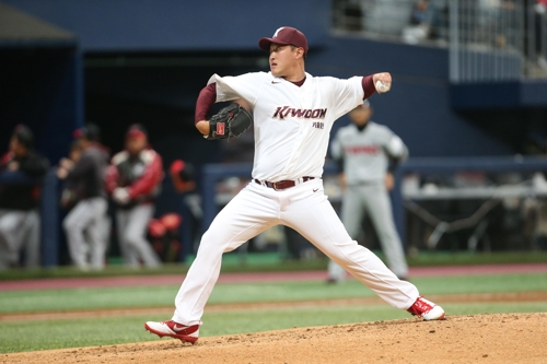 (Yonhap Interview) Ex-minor league prospect eager for fresh start in S. Korea, with old delivery