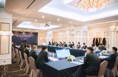 (LEAD) S. Korea joins hands with regional partners over waste