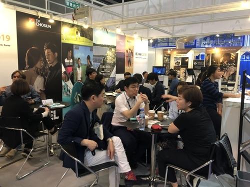 Sales of K-dramas up 15 pct on-year at Hong Kong fair