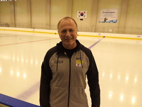 (Yonhap Interview) Ex-NHL forward trying to help S. Korea improve goal scoring