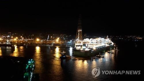 Samsung Heavy wins US$963-mln deal for FPSO