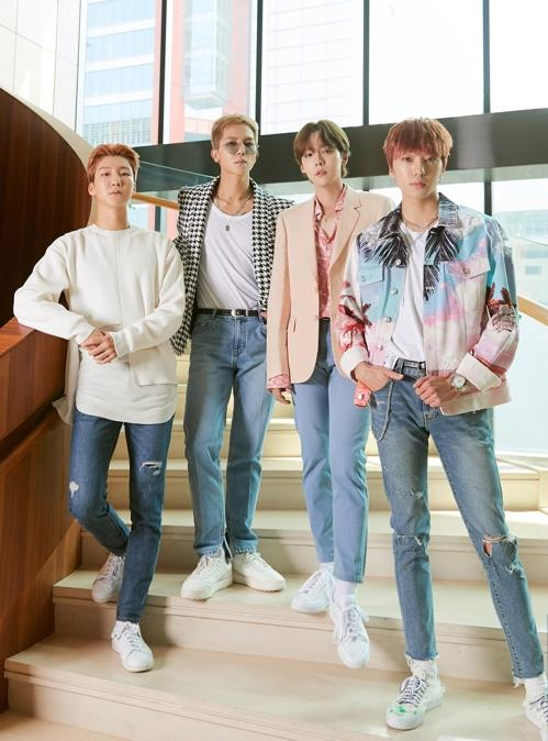 (Yonhap Interview) New single 'Ah Yeah' embodies everything about band WINNER