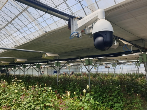 (Yonhap Feature) Crops only a touch away with smart farming