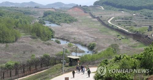 (Yonhap Feature) New trail brings civilians to forefront of Korean military tensions, growing peace