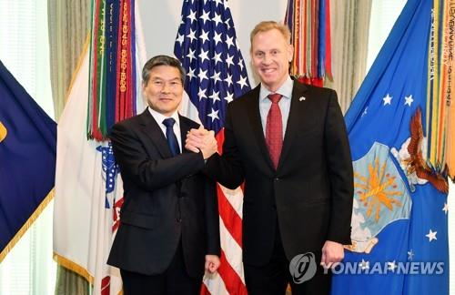 Pentagon chief to visit S. Korea next month