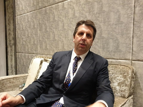 (Yonhap Interview) Sanctions needed to bring N. Korea back to dialogue: Mark Lippert