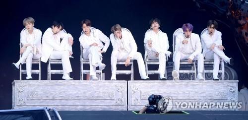 BTS sells over 600,000 tickets on first stadium tour: Billboard