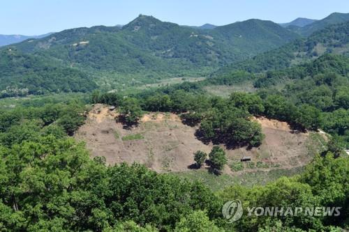 (Yonhap Feature) DMZ war remains excavation highlights ongoing war and peace on Korean Peninsula