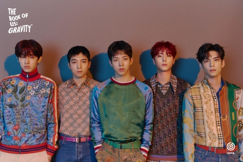 (Yonhap Interview) DAY6 aims to capture beautiful moment of youth in new album