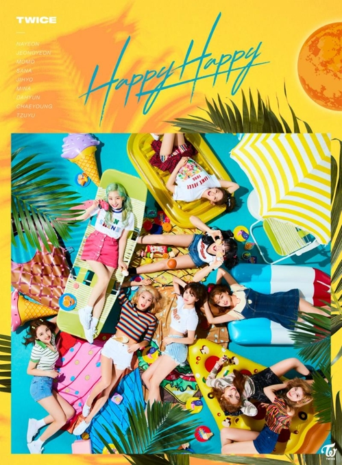 TWICE announces Japanese leg of ongoing world tour
